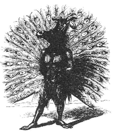 демон, маркиз ада